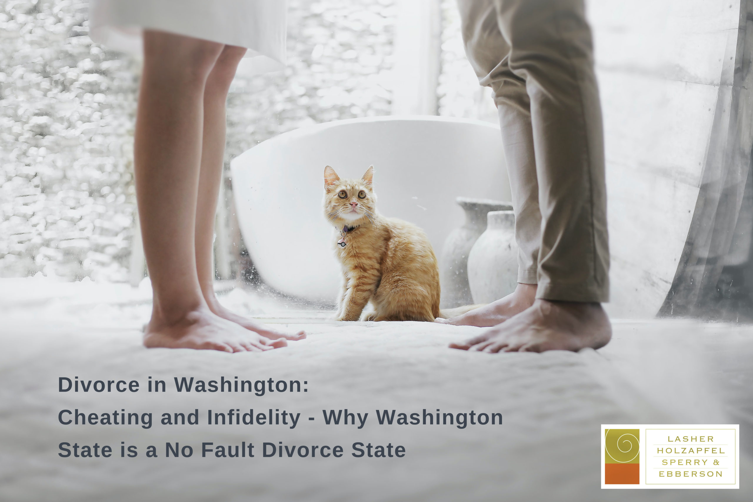 Divorce in Washington – Cheating and Infidelity: Why Washington State is a No Fault Divorce State